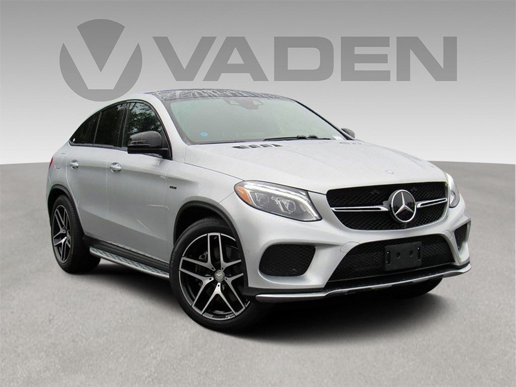 Pre-Owned 2016 Mercedes-Benz GLE GLE 450
