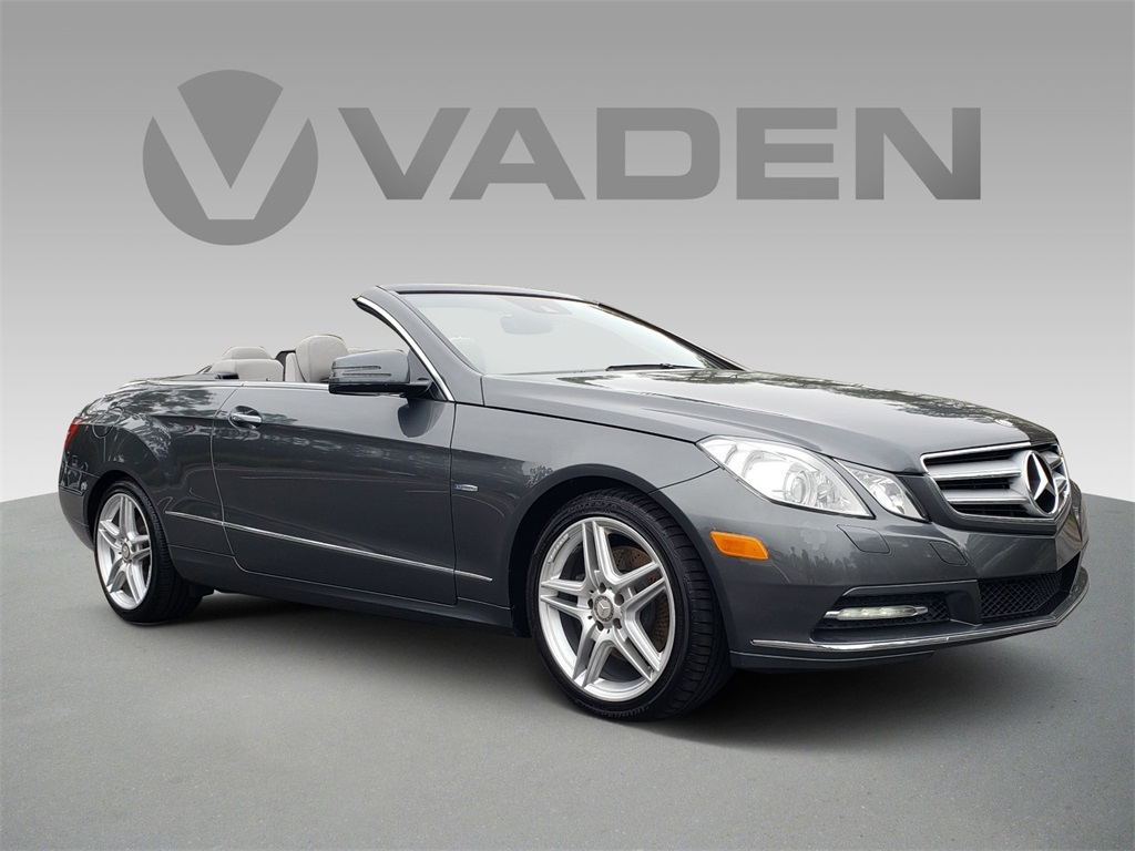 Pre-Owned 2012 Mercedes-Benz E-Class E 350